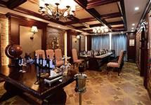 上海总部小会议室